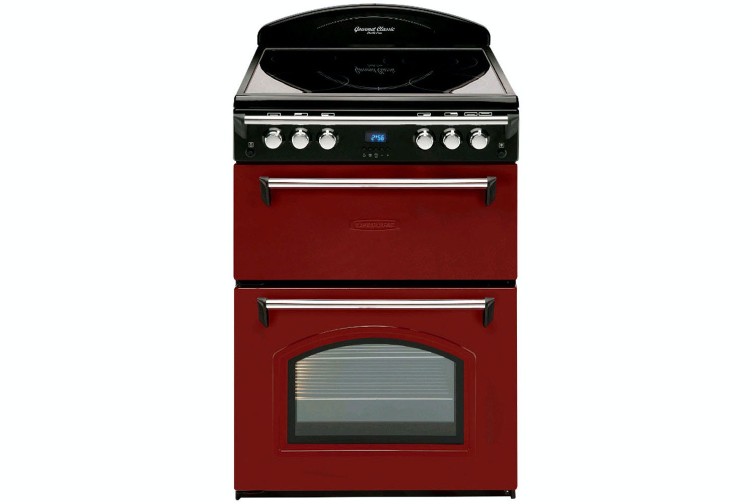 Leisure Gourmet 60cm Electric Cooker | GRB6CVR | Red