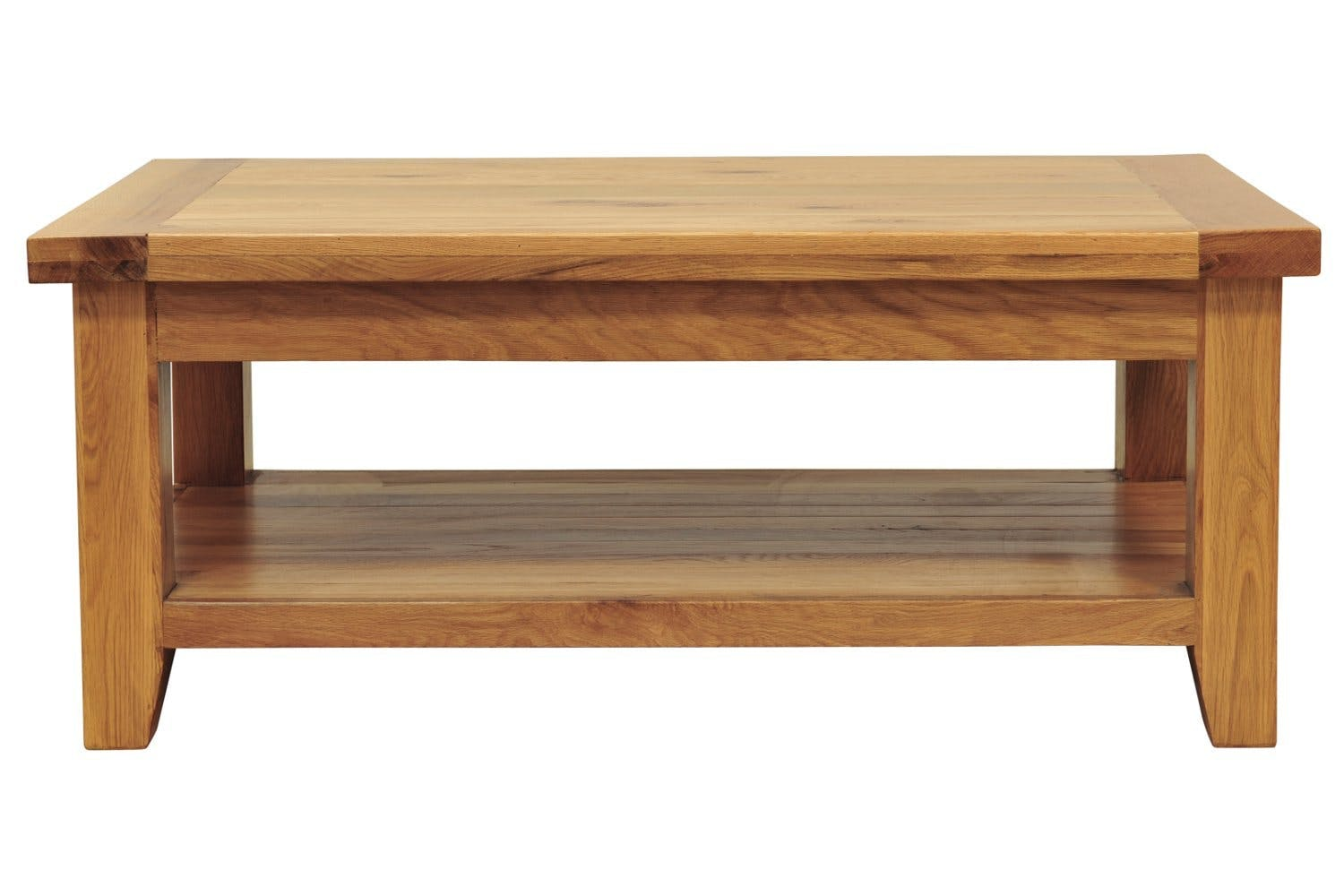 Wellington coffee table straight