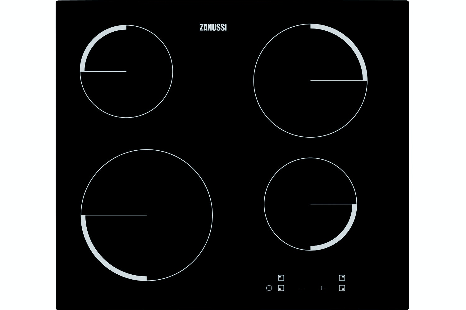Zanussi Electric Ceramic Hob | ZEV6240FBA