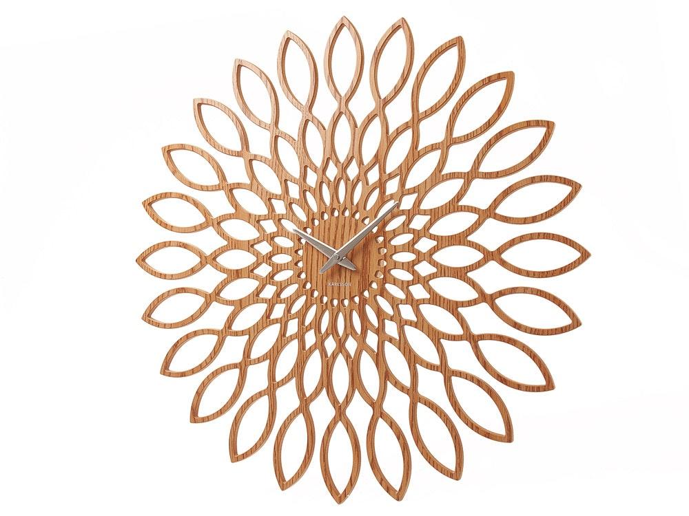 Karlsson Sunflower Wall Clock