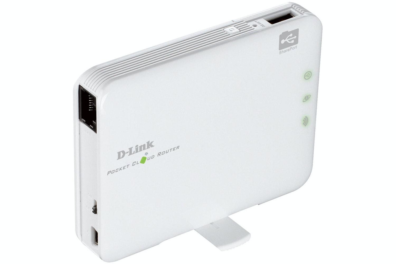 D-Link SharePort Go Portable Router   DIR-506L