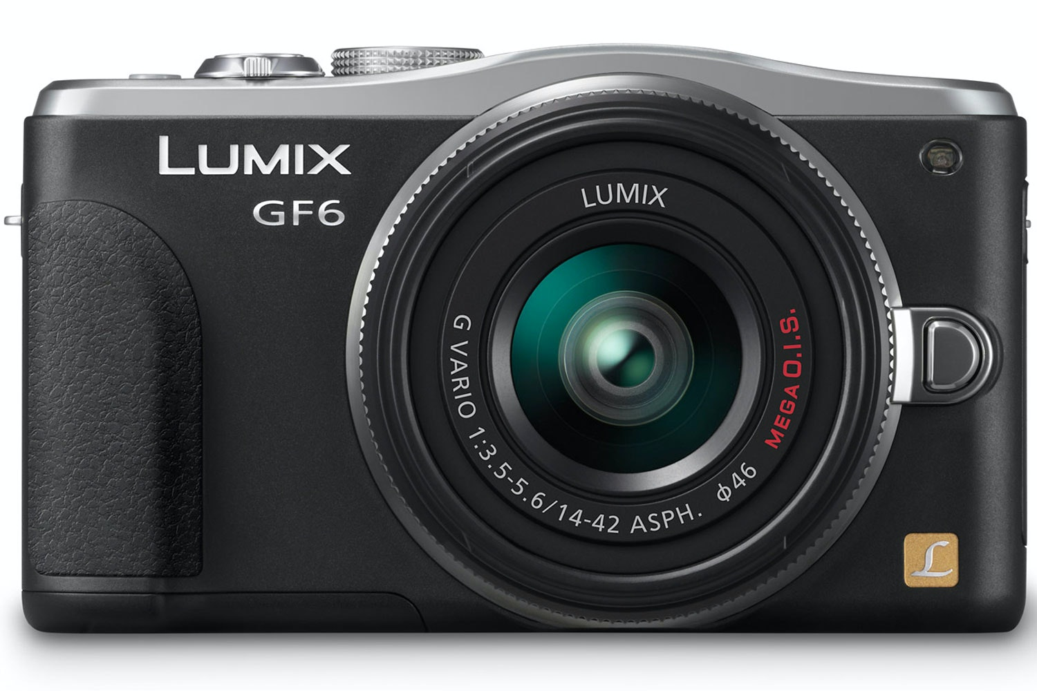 Panasonic Digital Camera | GF6 Black