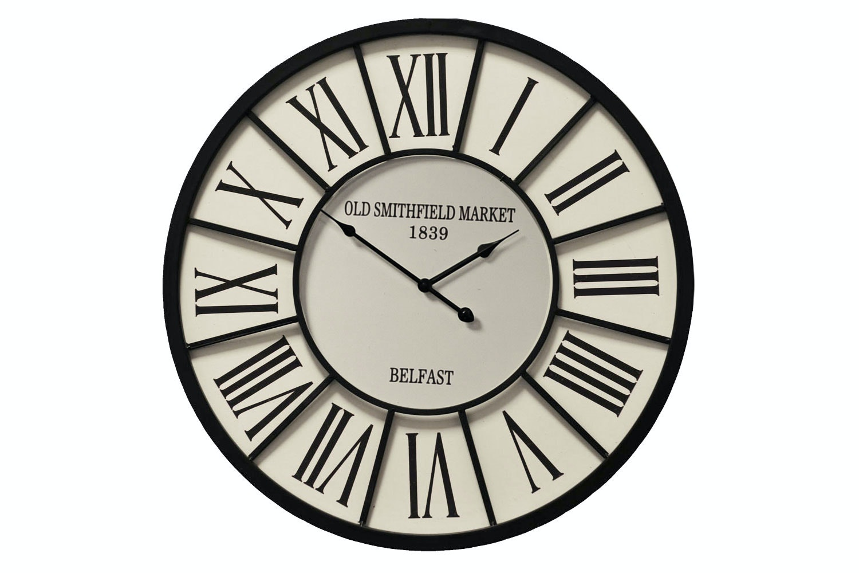 Old Smithfield Market 50cm Clock