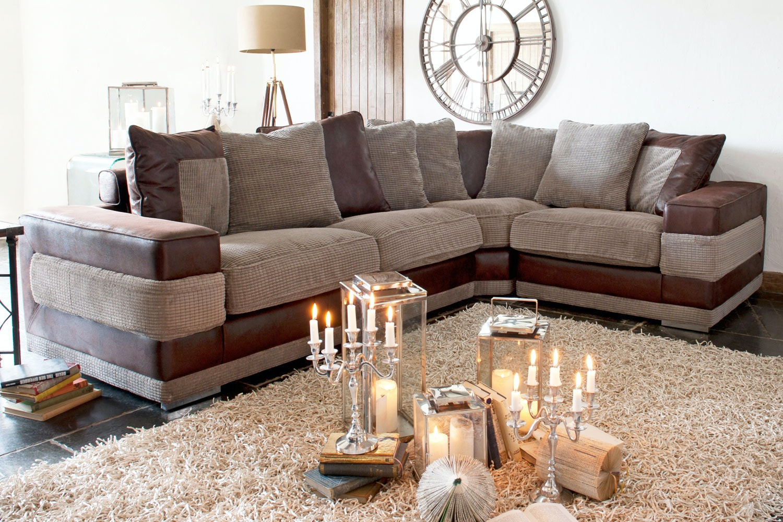 Panache Corner Sofa