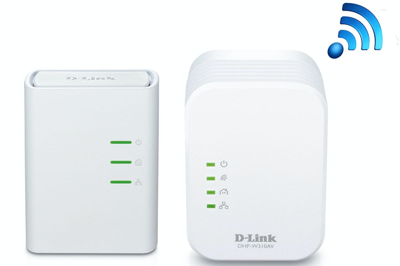 D-Link Powerline with Extender Kit   AV500
