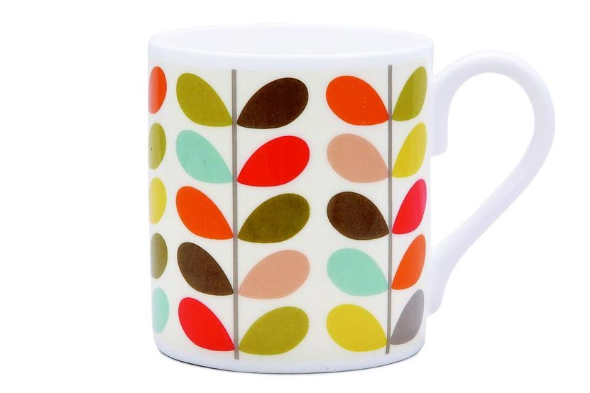 Orla Kiely Multi Colour Stem Mug