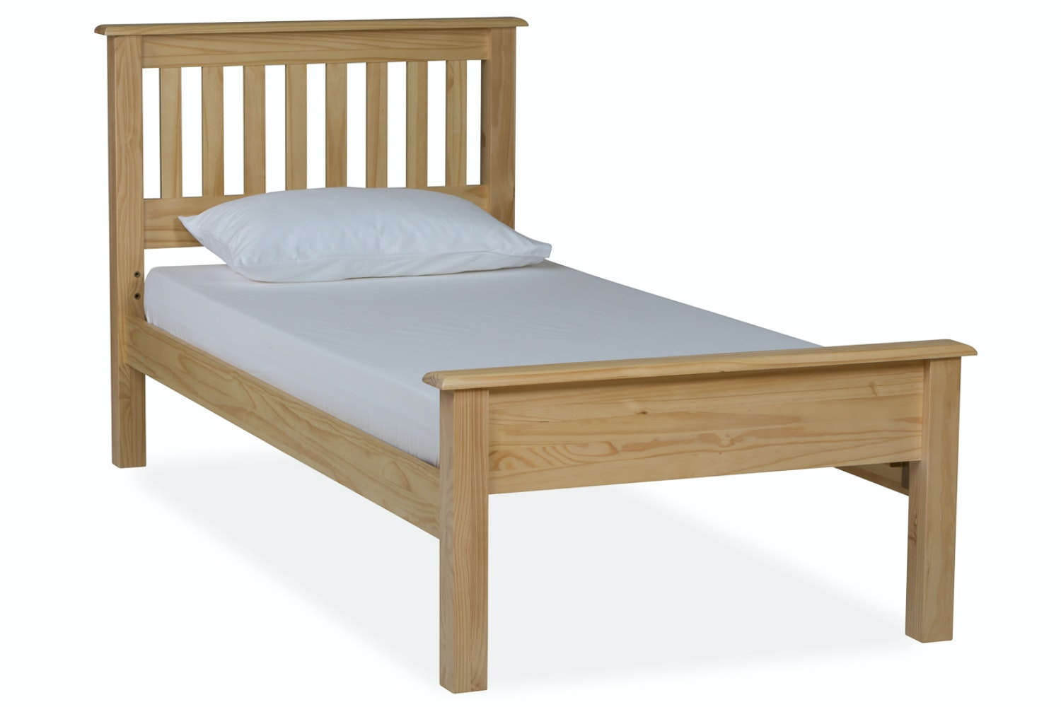 Shaker Single Bed Frame (3ft)