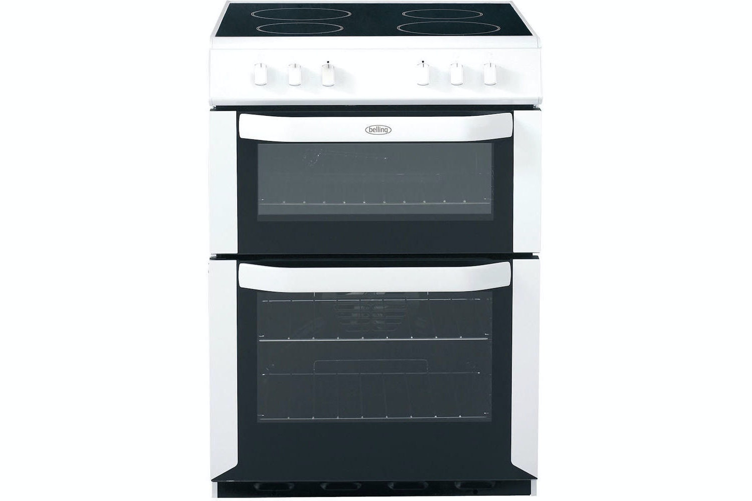 Belling 60cm Electric Cooker | FSE60DOPWH