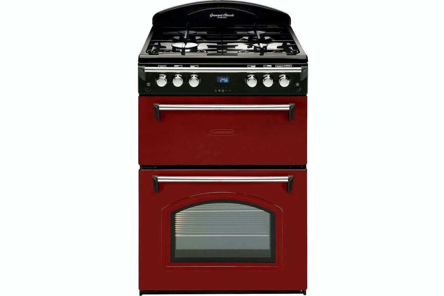 Leisure Gas Cooker Regency Red | GRB6GVR
