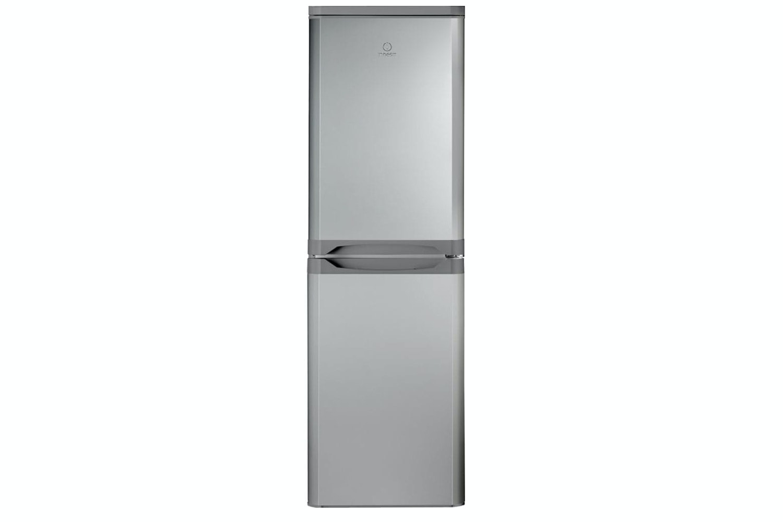 Indesit Freestanding Fridge Freezer | CAA55S | Silver
