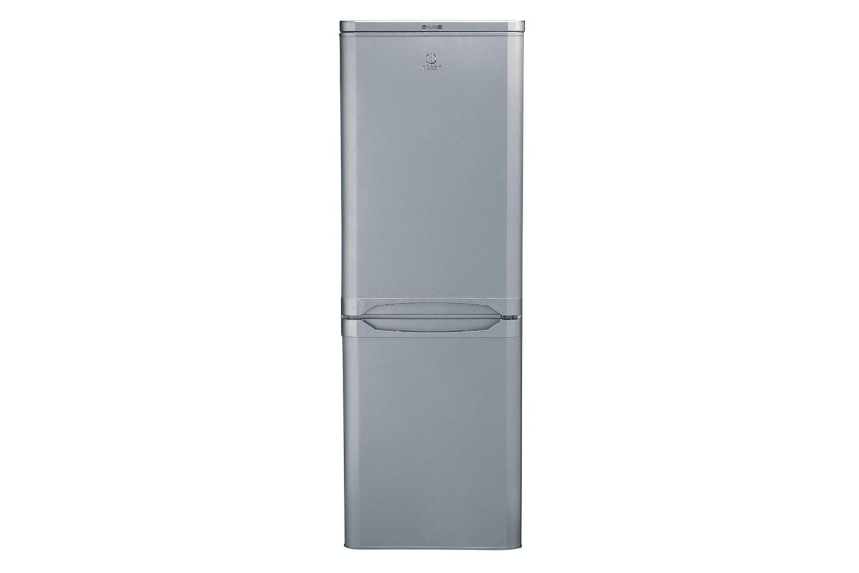 Indesit Fridge Freezer Silver | NCAA55S