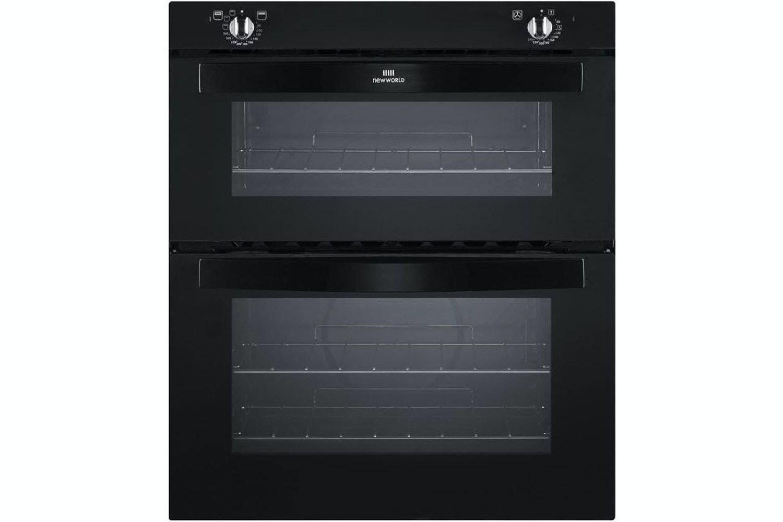 New World Built-under Single Oven | NW701DOBLK