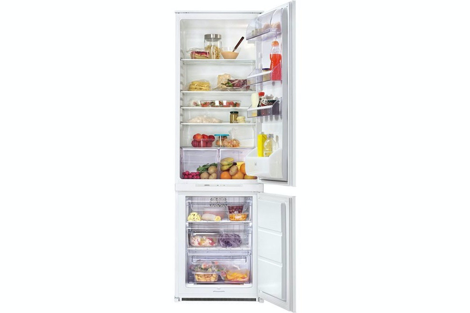 Zanussi Integrated Fridge Freezer | ZBB28651SA