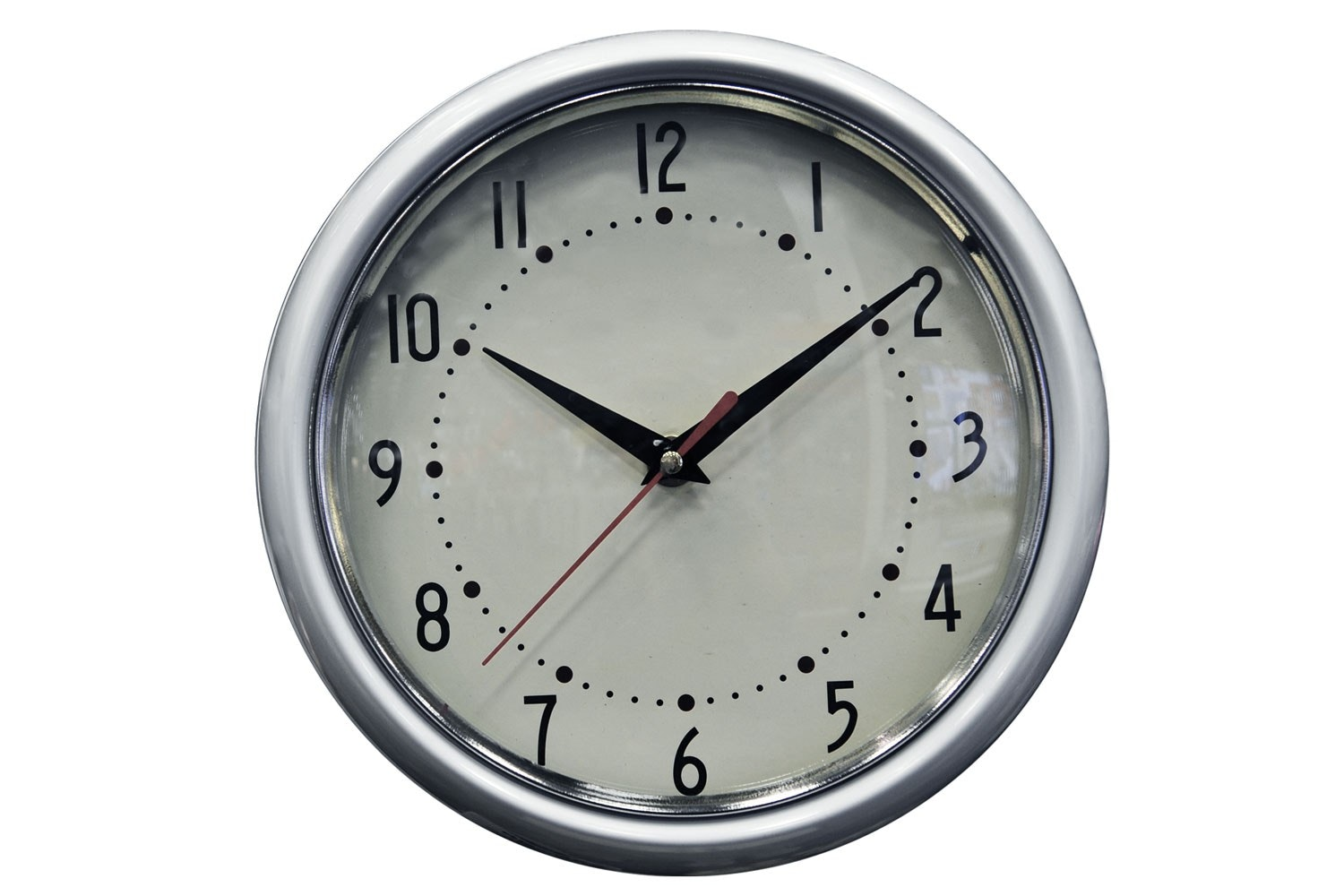 Retro Metal Wall Clock | 84-2423