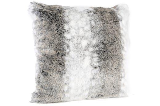 Arctic Faux Fur Cushion
