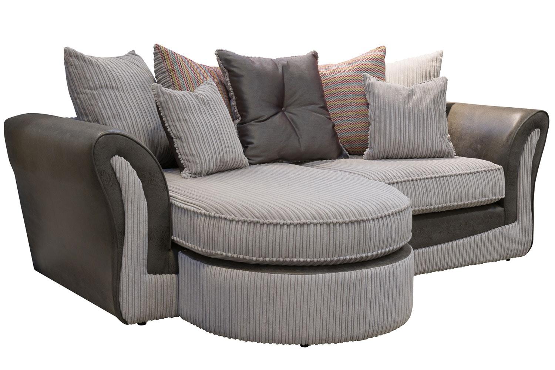 Olivia Corner Sofa/ Lounger