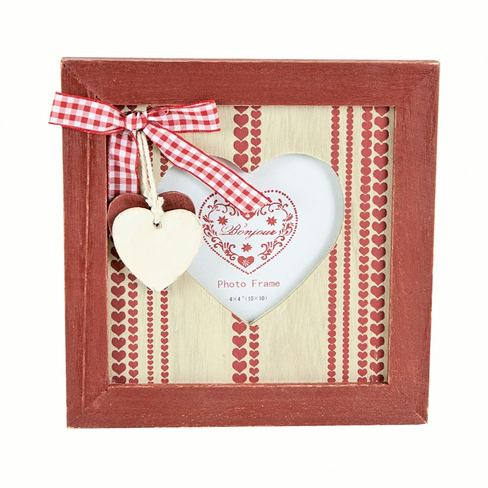 Hearts Photoframe