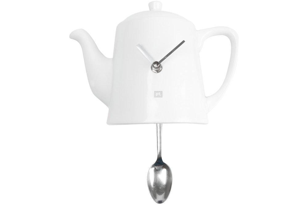 Wall Clock | Tea Spoon Pendulum