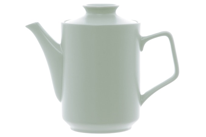 Porcelain Teapot | Mint Green