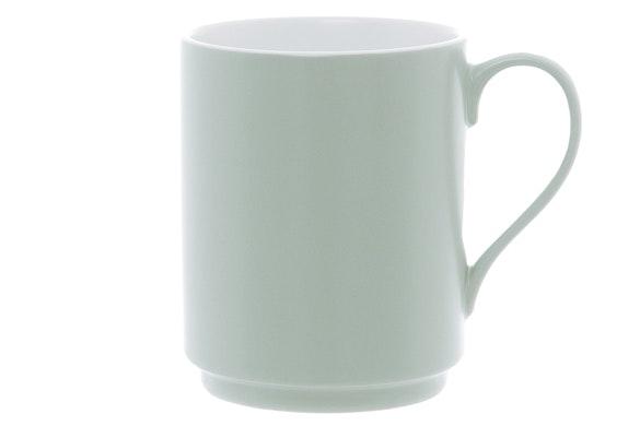 Porcelain Mug   Mint Green