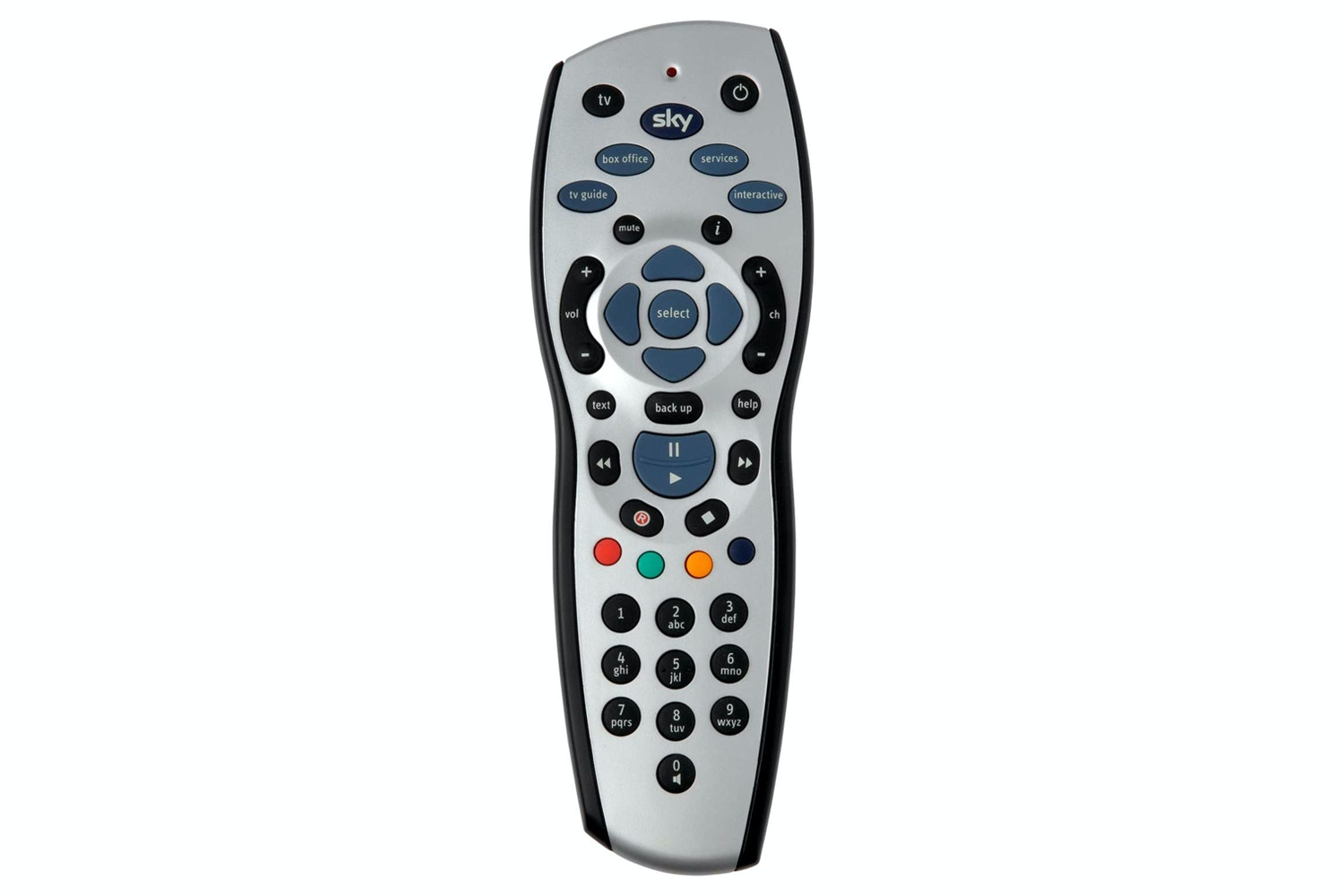 Sky Plus HD Remote Control | SKY120