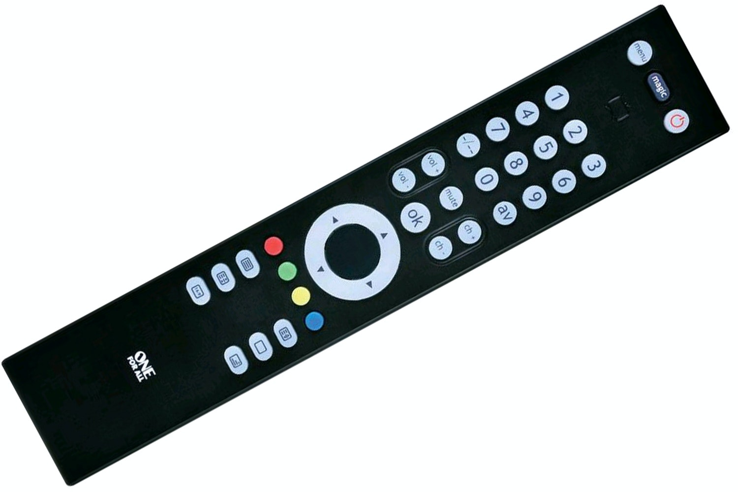 One For All Slimline Remote | 1 Device