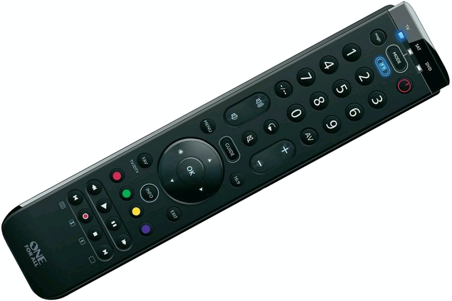 One For All Universal Remote | 3 Device