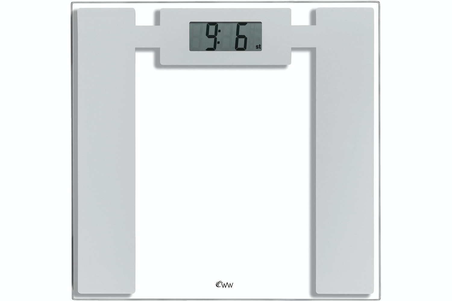 Weight Watchers Ultra Slim Glass Electronic Scale | 8950U