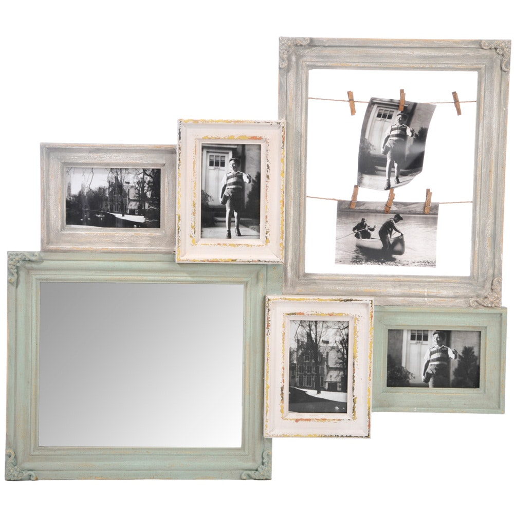 Photo Frames with Mirror