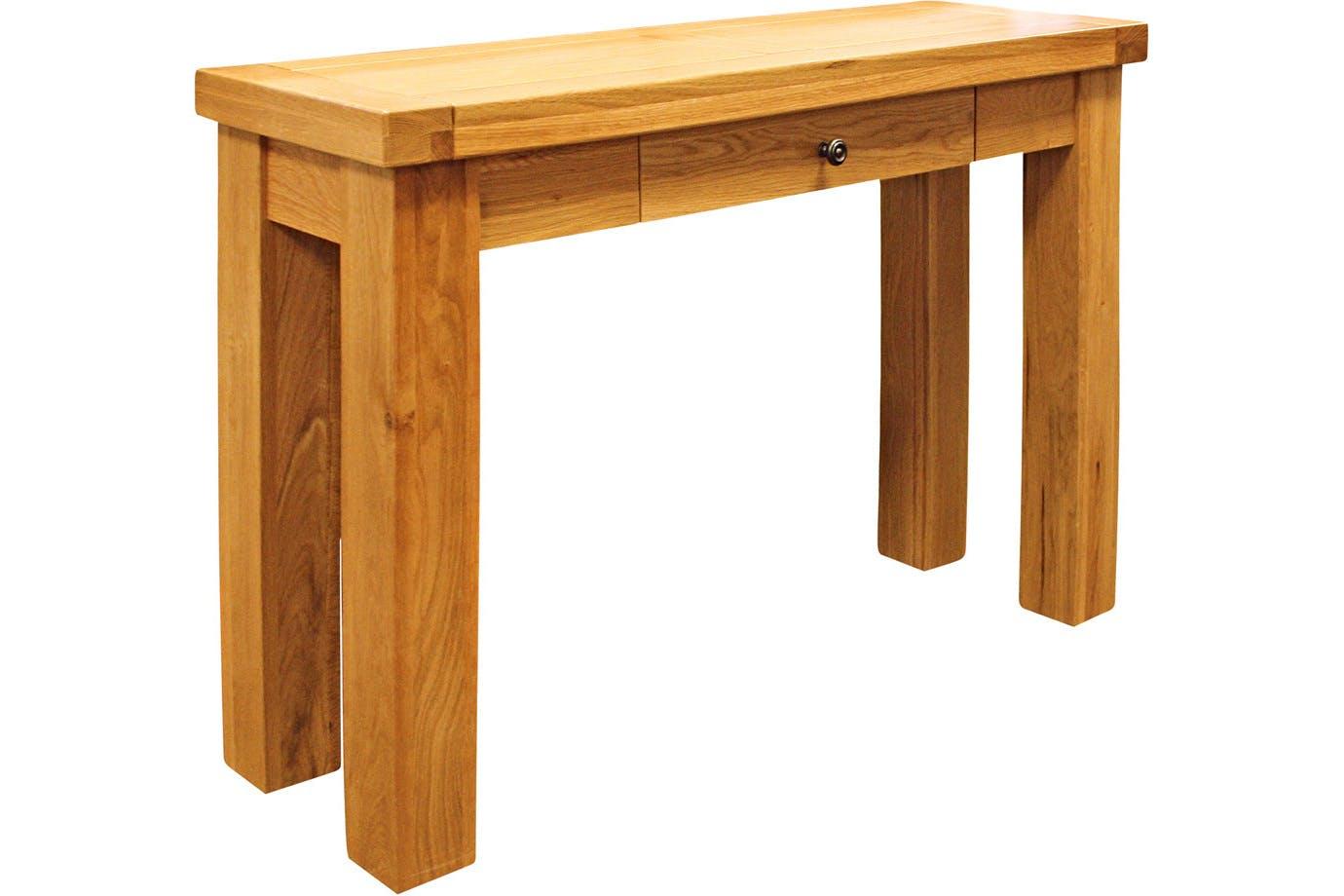 Rutland console table harvey norman ireland for Sofa table ireland