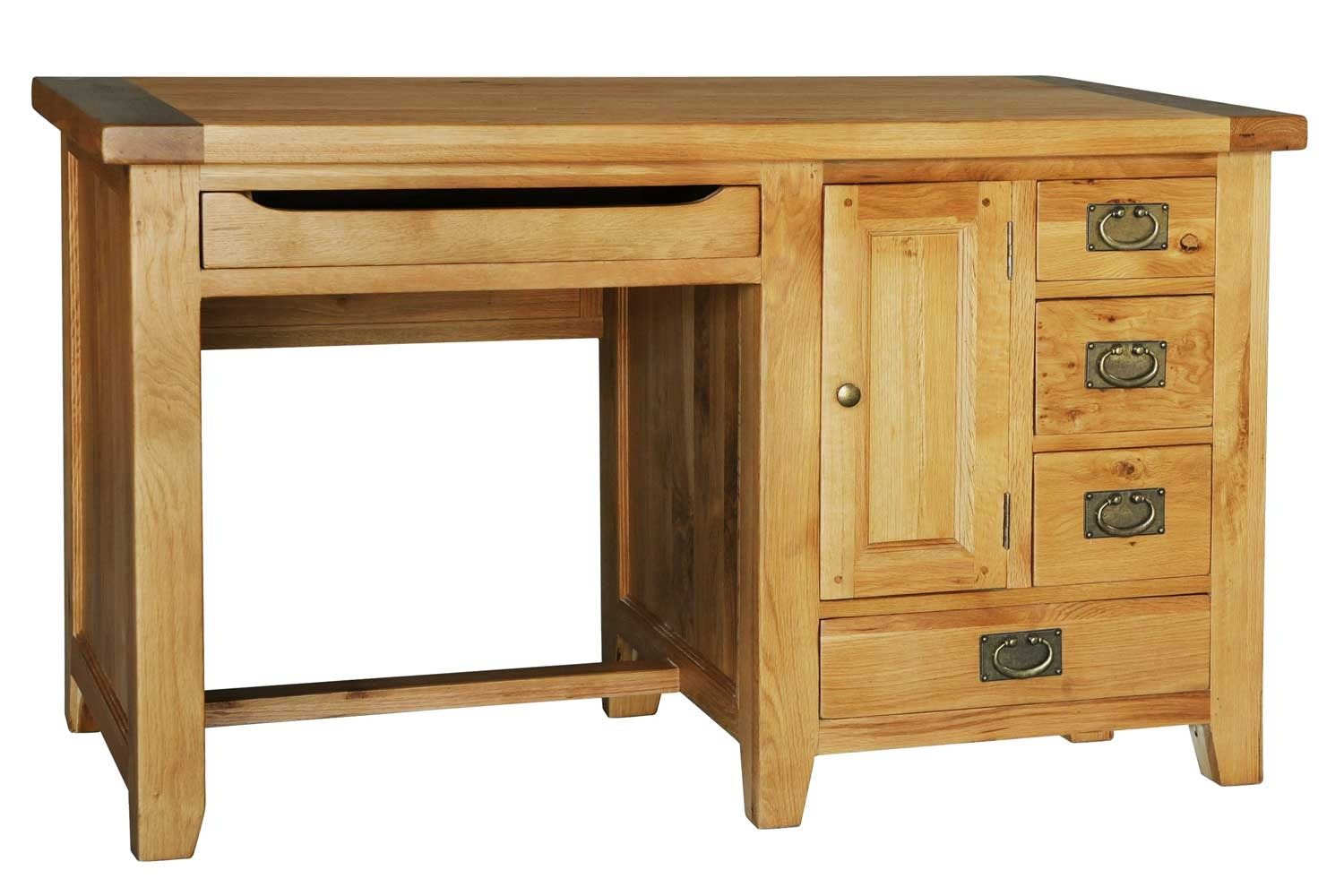 Wellington 5-Drawer Desk