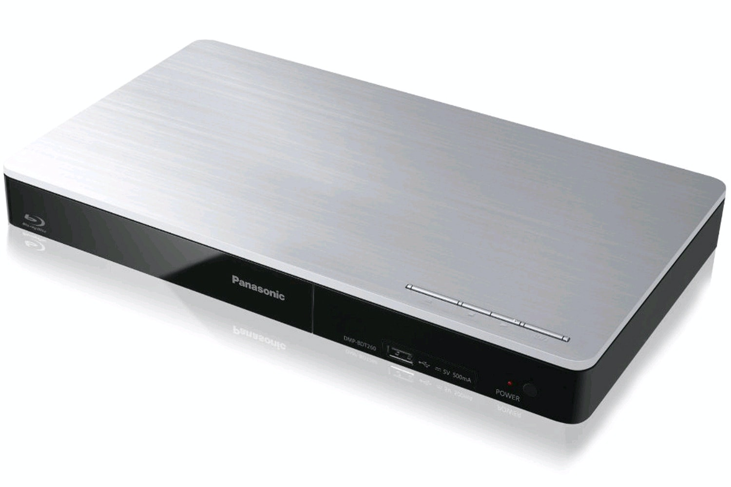 Panasonic 3D Blu-ray Player | Silver