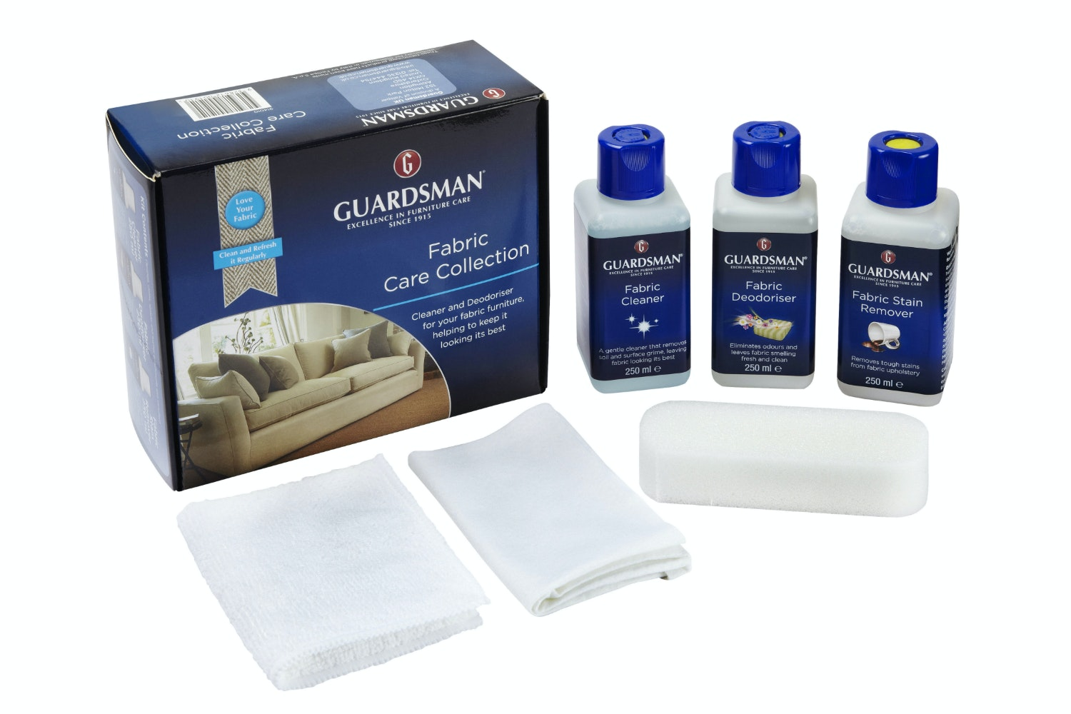 Guardsman Fabric Care Collection