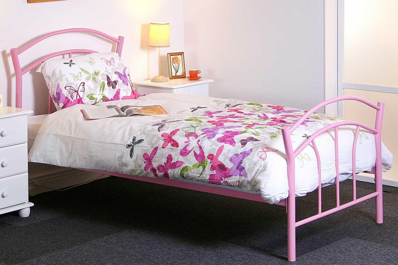 Sarah Single Bed Frame 3ft