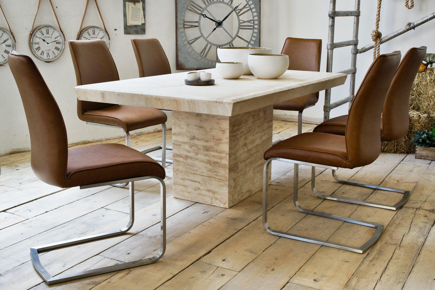 Alicante 7-Piece Dining Set