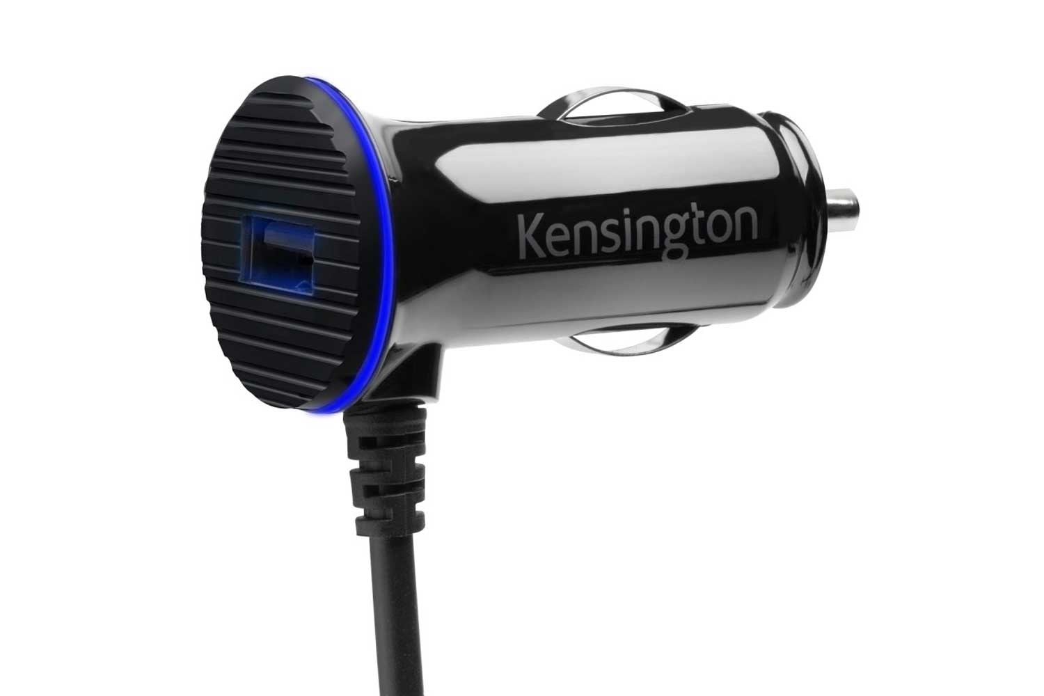 Kensington PowerBolt™ Dual Car Charger with Micro USB Cable | K38119WW