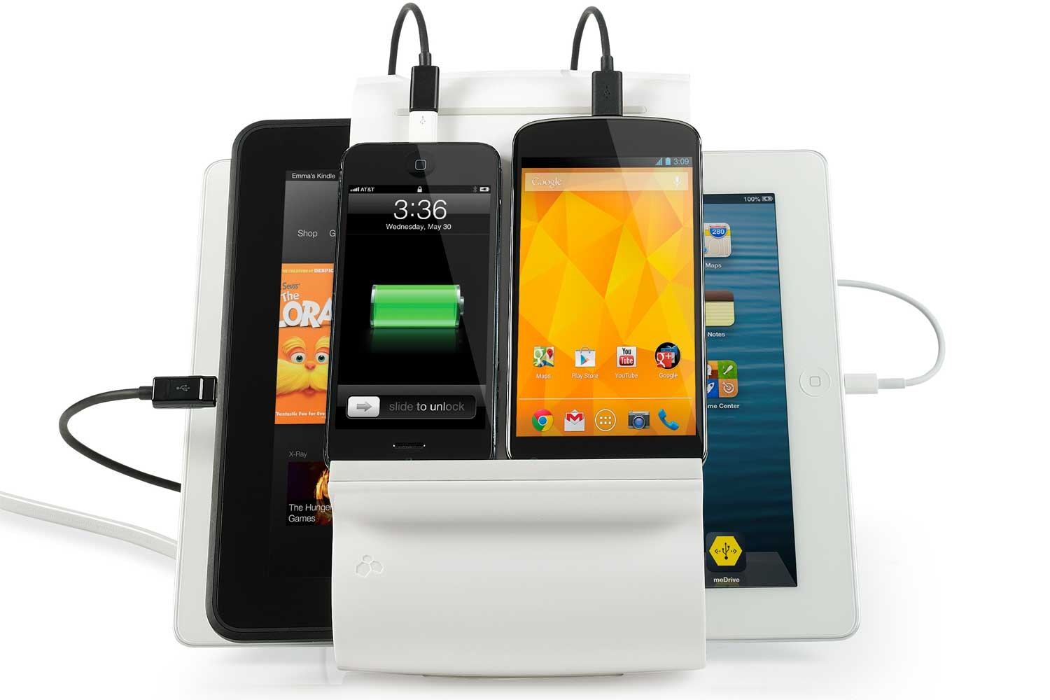 Kanex Sydnee iPad Charging Station