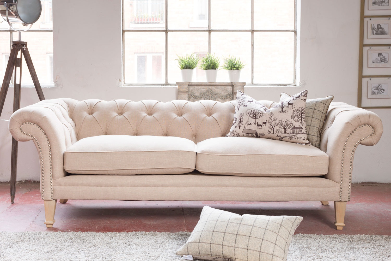 Rochelle 3 Seater Sofa