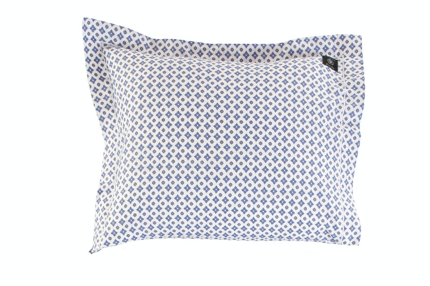 Diamond Satin Pillowcase | White