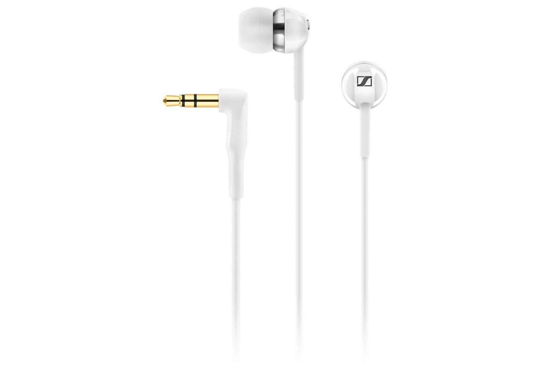 Sennheiser CX1 Headphones   White