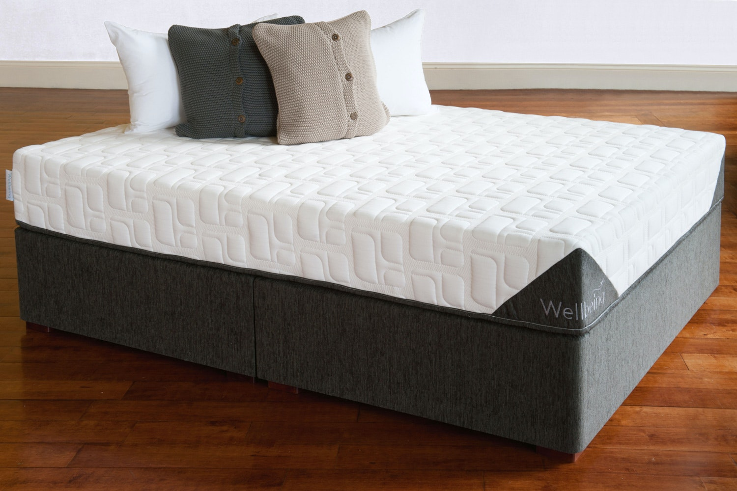 Pure Gel 23' Super King Bed Set - 6ft