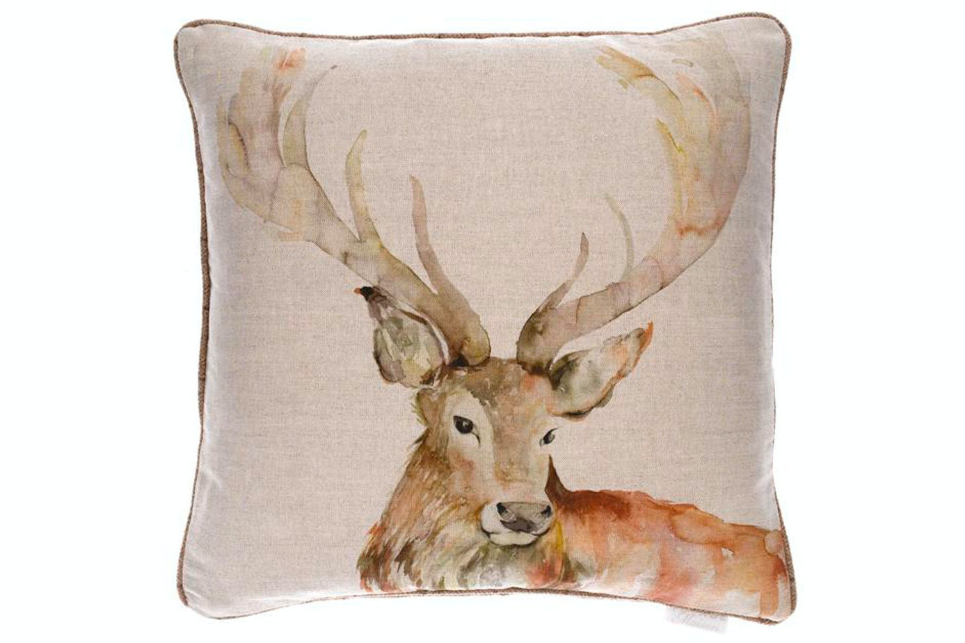 Gregor Stag Cushion