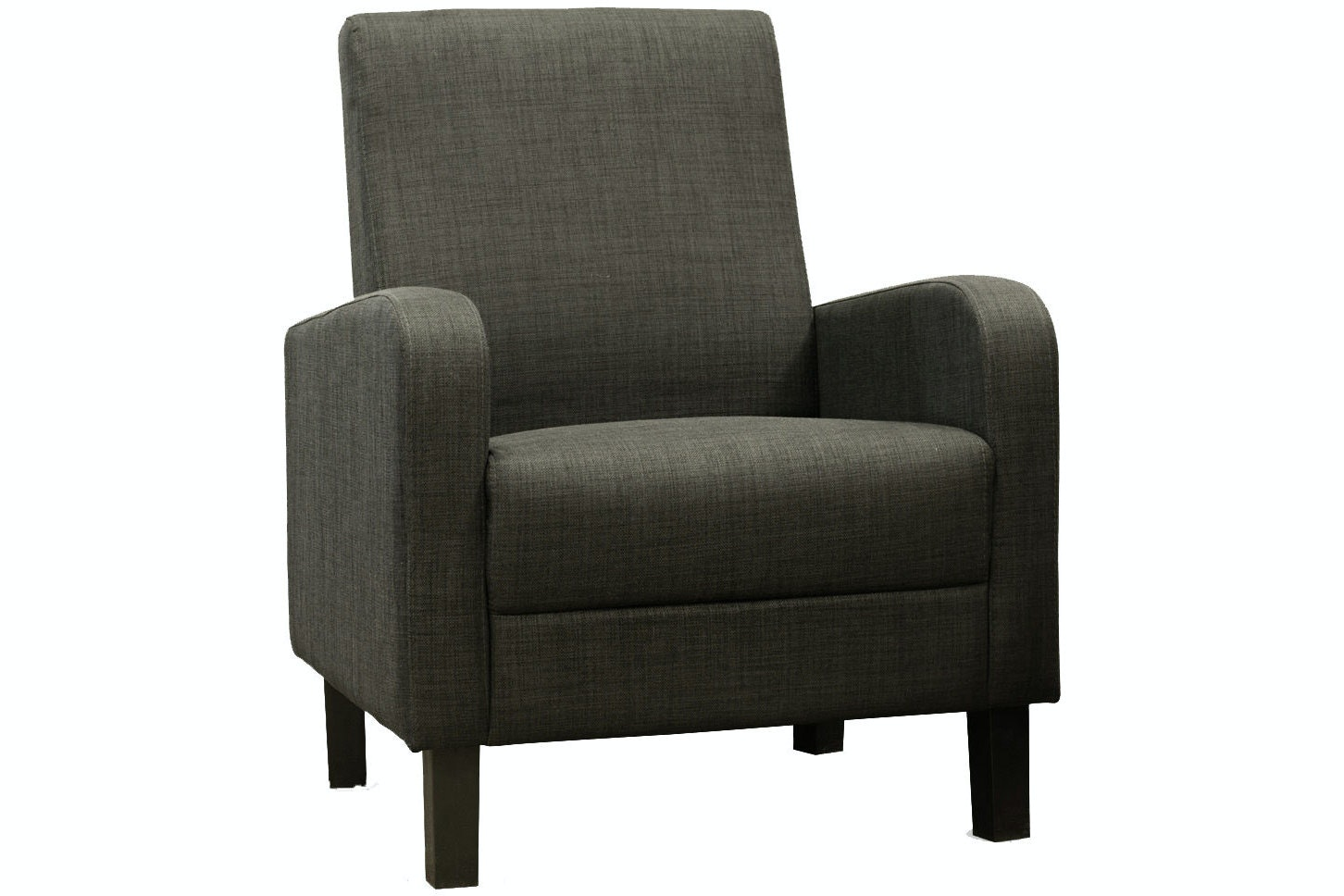 Grady  Armchair | Dark Grey