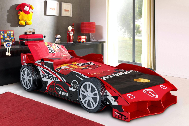 Senna Single Car Bed Frame