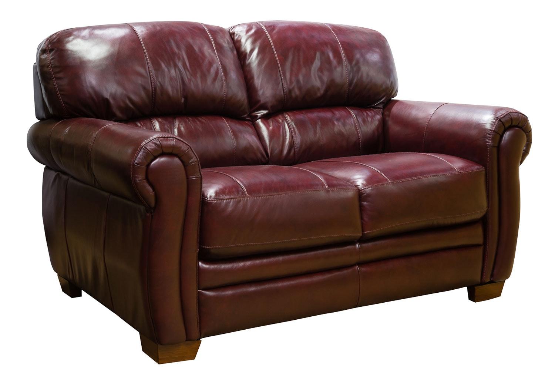 Wilton 3 Seater Leather Sofa