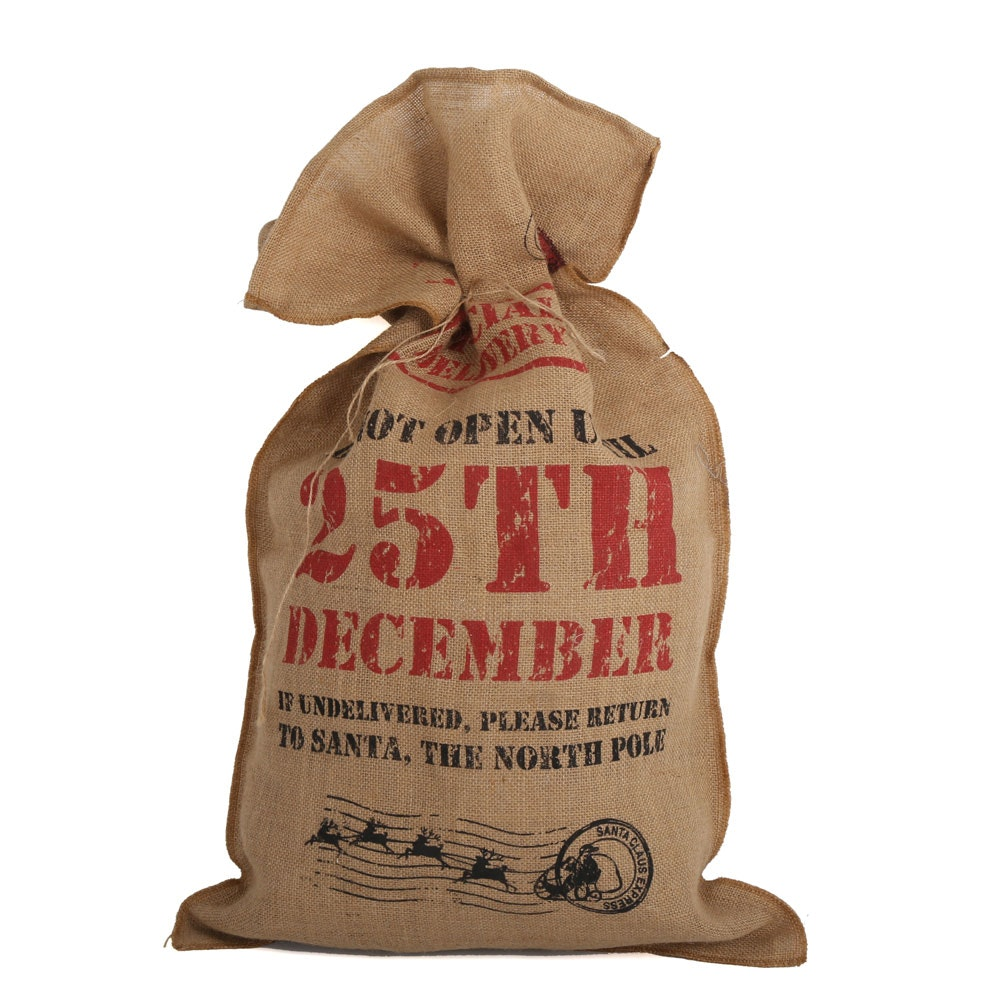 Christmas Toy Sack