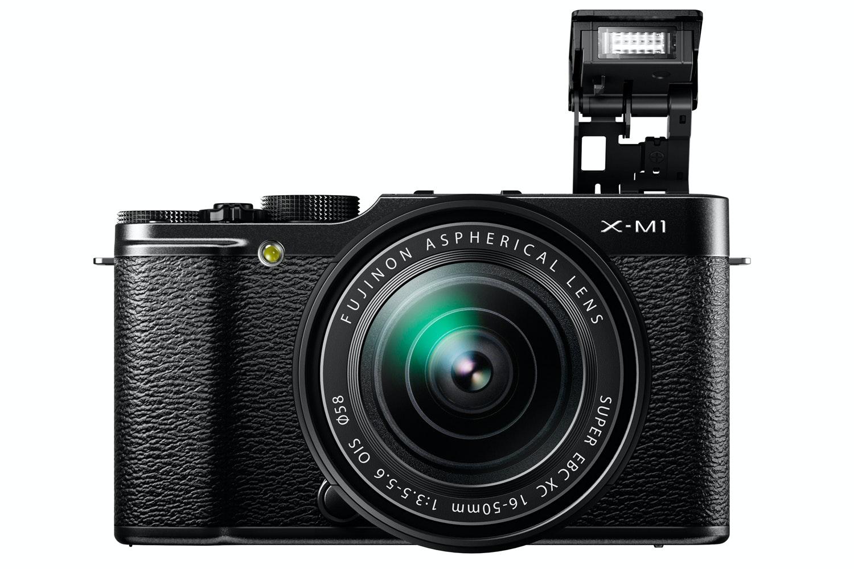 Fujifilm XM-1 & 16-50mm lens