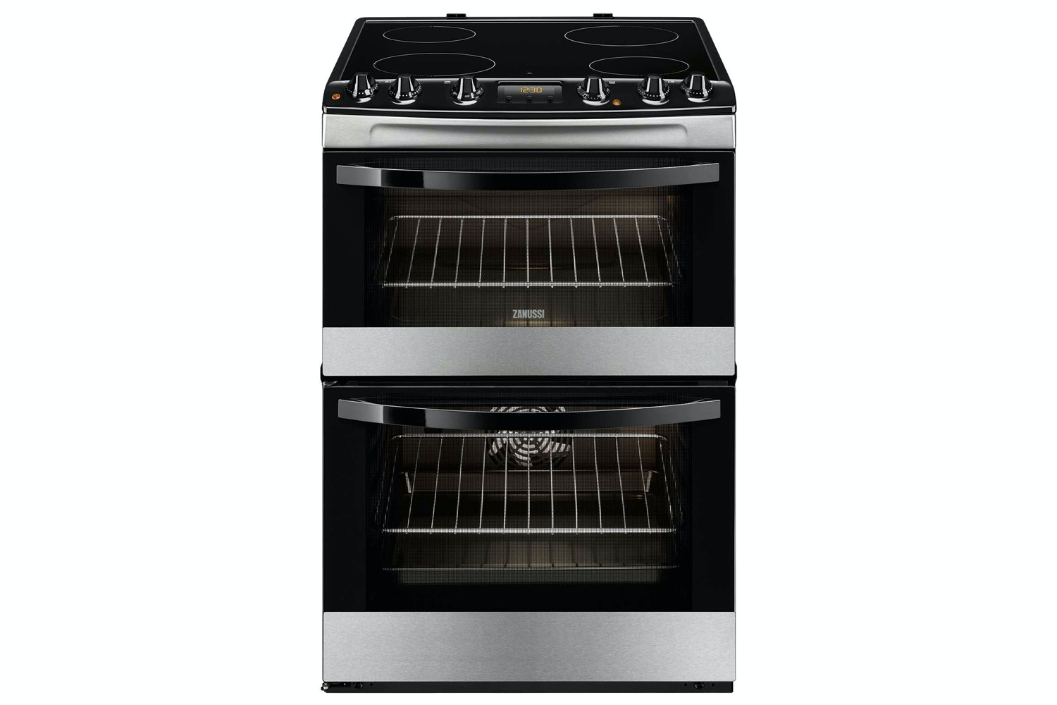 Zanussi 60cm Electric Cooker | ZCV68300XA