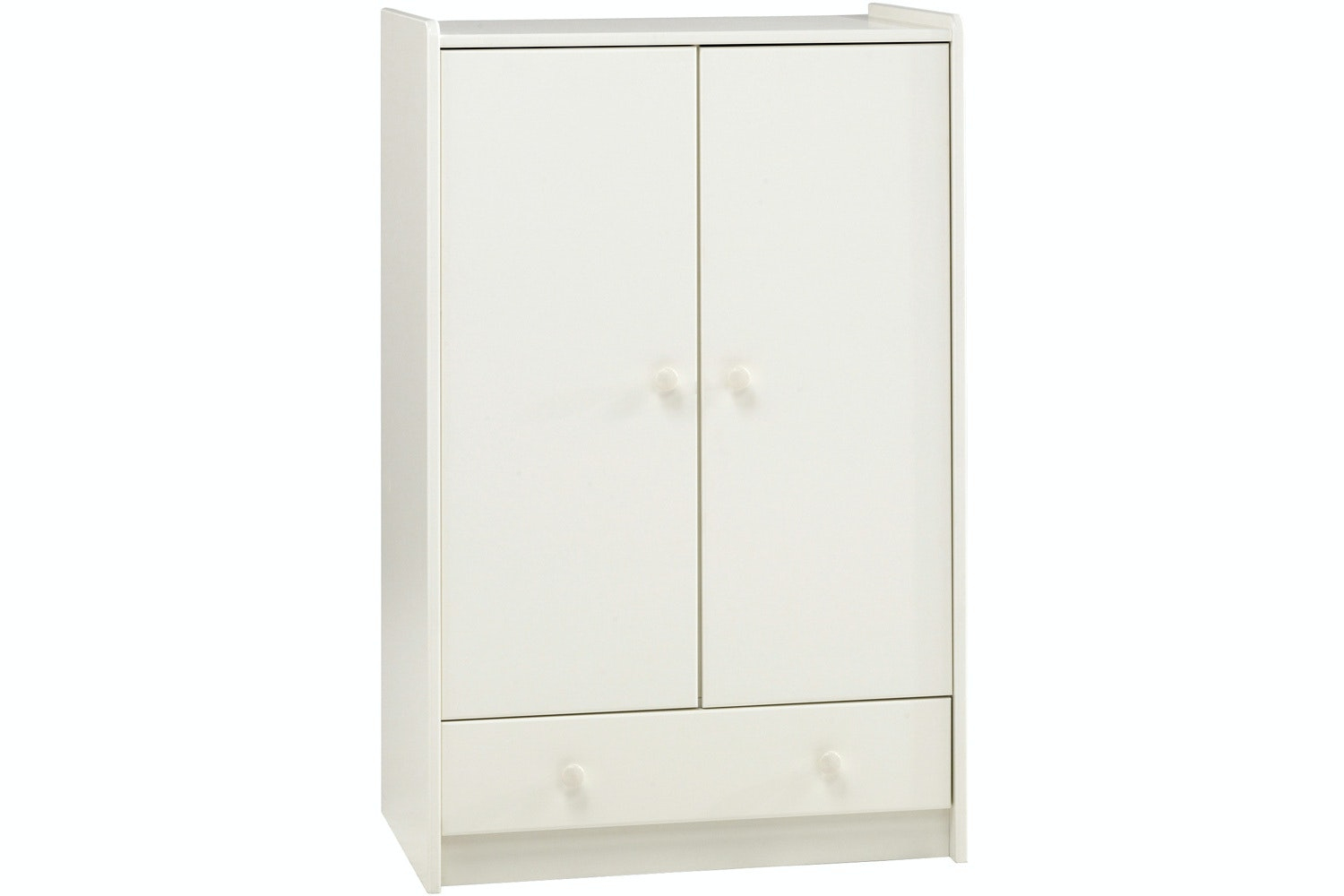 Popsicle Medium Wardrobe White
