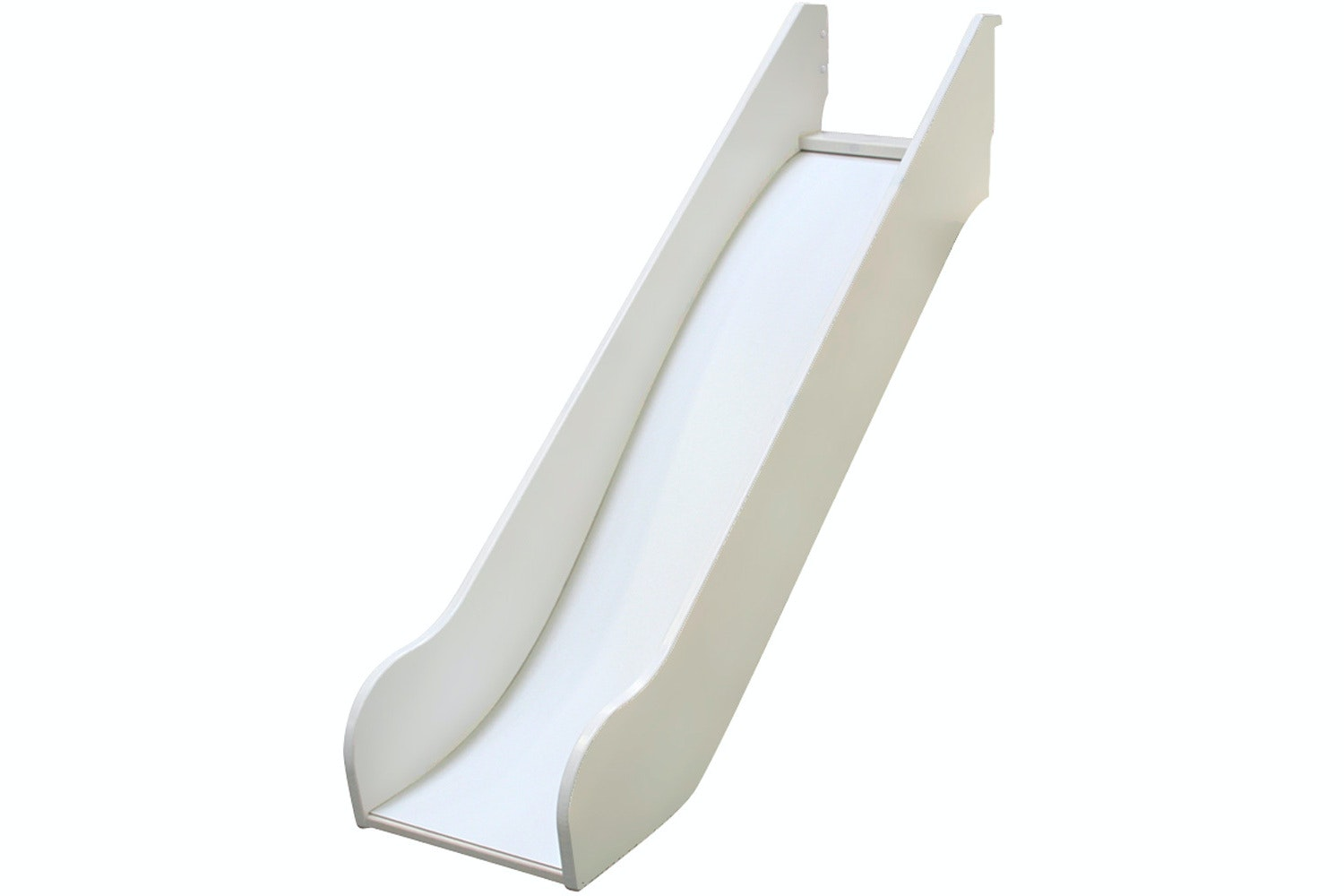 Popsicle Slide for Midsleeper Bed Frame White